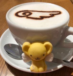 カードキャプターさくら カフェ♡画像