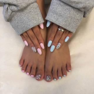 new nail♪画像