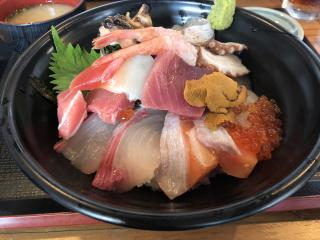 海鮮丼画像