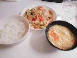 お料理特訓中(ฅ•ω•ฅ)画像