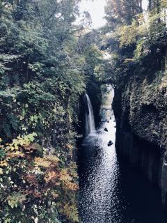 高千穂峡画像