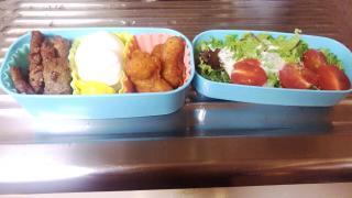 お弁当☆°。⋆⸜(* ॑꒳ ॑* )⸝画像