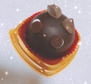 黒猫ケーキかわいい♡♡画像