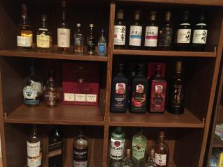 ウィスキーコレクション画像