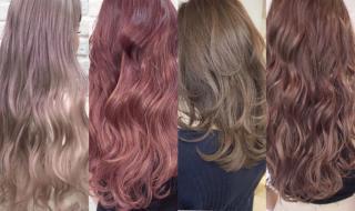 髪色髪形アンケート💕画像
