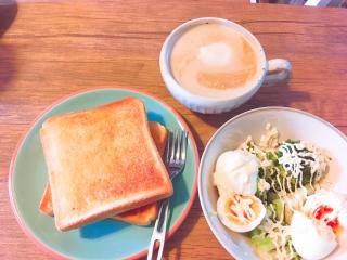 朝昼ごはーん画像