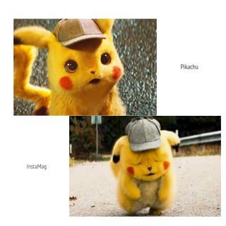 名探偵ピカチュウ💓画像