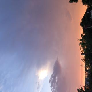 今日の空綺麗♬画像
