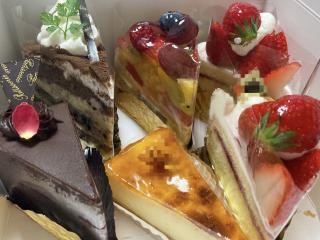 ケーキ屋さん❤🎂画像