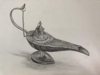 魔法のランプ+**画像