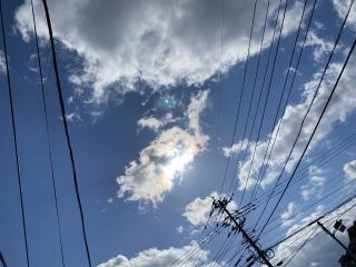 空をパシャリ📸画像