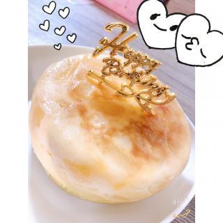ケーキ作ったよ💓💓画像