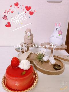 ケーキ( ु ›ω‹ ) ु♡画像