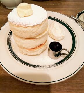 ぷるぷるパンケーキ食べたい(´・ω・`)画像