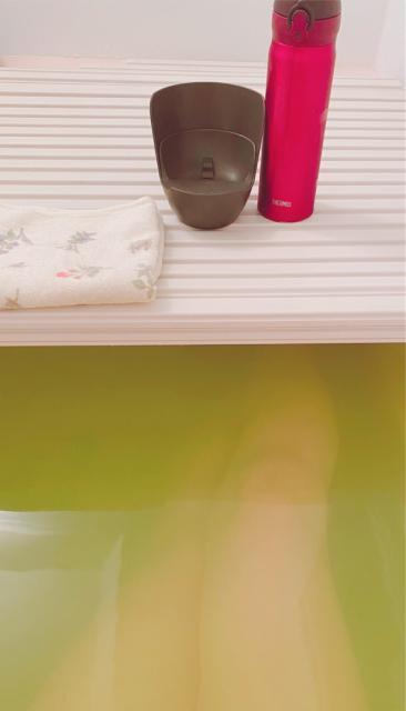 お風呂なうです❤