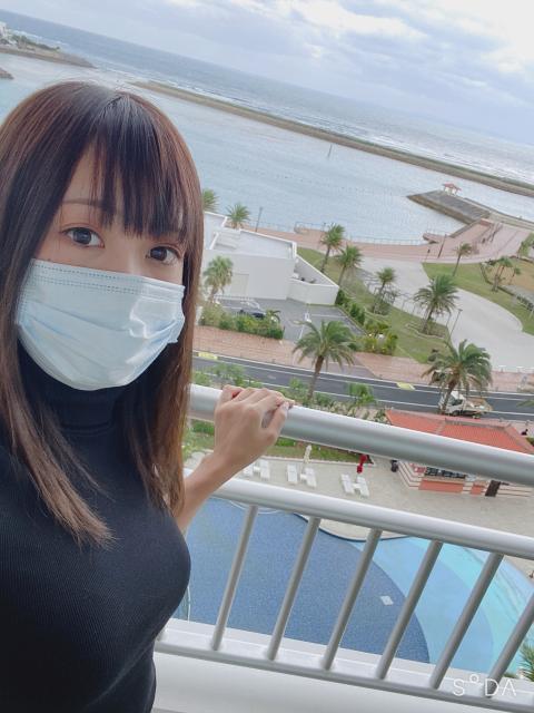 海が綺麗だな〜