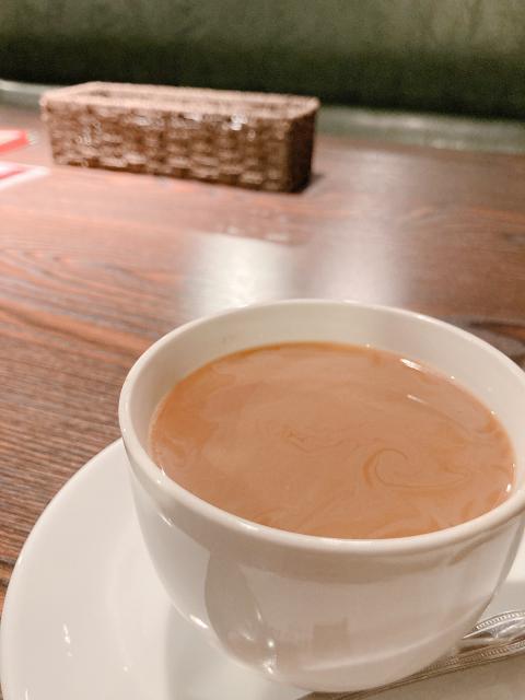コーヒー飲んで元気出そう☺