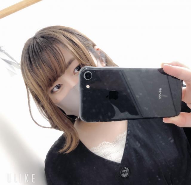鏡汚い、、、?笑
