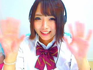 まりっぺだよ☆ちゃんの無料ライブチャット動画を見る